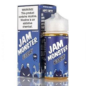 Blueberry Jam Monster 100mL - Monster Vape Labs