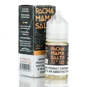 Nic Salt Pachamama Icy Mango 30mL - Charlie's Chalk Dust