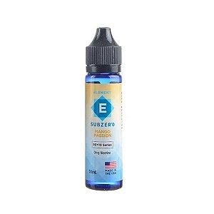 Juice Element MTL Mango Passion 60mL - Element E-Liquids