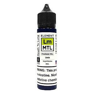 Juice Element Limon MTL 60mL - Element E-Liquids