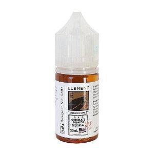 Nic Salt Element Chocolate Tobacco 30mL - Element E-Liquids
