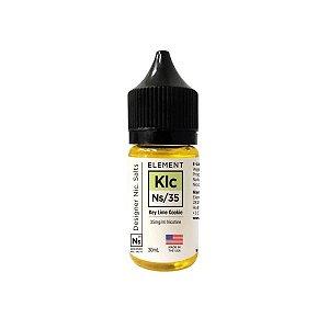 Nic Salt Element Key Lime Cookie 30mL - Element E-Liquids