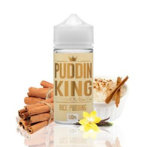 Pudding King 100mL - Kings Crest