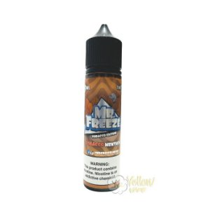 Mr Freeze Juice Tobacco Menthol 60mL | Mr Freeze