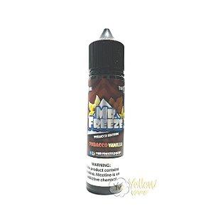 Mr Freeze Juice Tobacco Vanilla 60mL | Mr Freeze