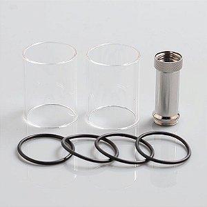 Vidro Aromamizer Supreme V2 RDTA 8ml + Extensor | Steam Crave