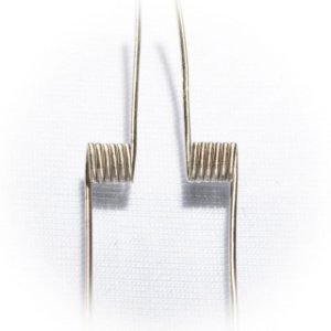 Coil Fused Clapton MTL N80 | RBR Coil