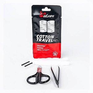 Algodão Cotton Travel Set | Hellvape
