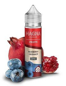 Juice Magna E-Liquid Blueberry Grenade 60ml - Magna