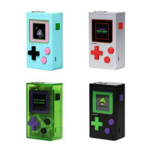 Wizman Puff Boy Box Mod 200W - Wiz Vapor