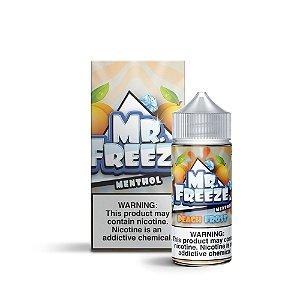Juice Mr Freeze Peach Frost 100mL - Mr. Freeze