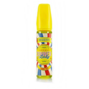 Juice Dinner Lady Lemon Tart 60mL - Dinner Lady
