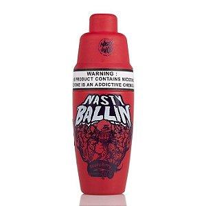 Nasty Ballin E-Liquid Bloody Berry 60mL - Nasty Juice