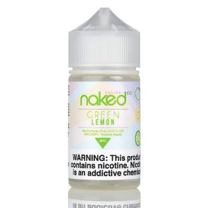 Juice Naked Green Lemon 60mL - Naked 100 Fusion