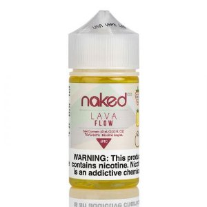 Juice Naked Lava Flow 60mL - Naked 100 Original Fruits