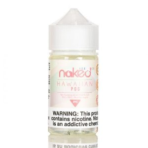 Juice Naked Hawaiian POG Ice 60mL - Naked 100 Ice