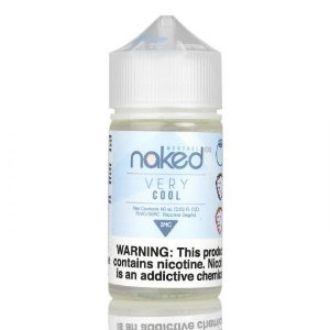 Juice Naked Very Cool 60mL - Naked 100 Menthol