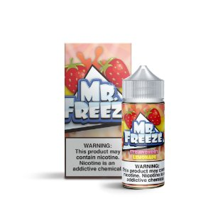 Mr Freeze Juice Strawberry Lemonade 100mL - Mr. Freeze