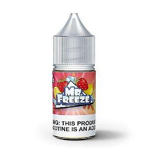 Mr. Freeze Salt Strawberry Lemonade Frost NicSalt 30mL - Mr. Freeze E-Liquids