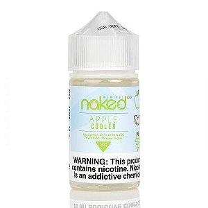 Juice Naked Apple Cooler 60mL - Naked 100 Menthol