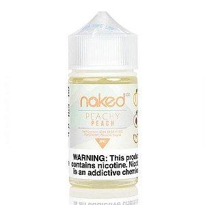 Juice Naked Peachy Peach 60mL - Naked 100 Original Fruits