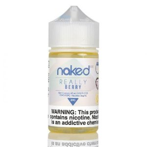 Juice Naked Really Berry 60mL - Naked 100 Original Fruit