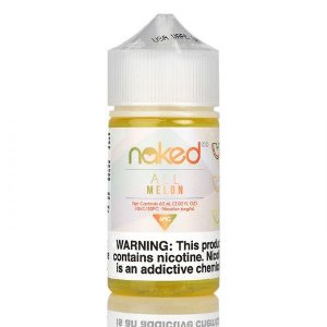 Juice Naked All Melon 60mL - Naked 100 Original Fruit