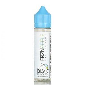 BLVK FRZNAPPLE - FRZN 60mL - BLVK Unicorn