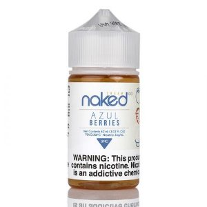 Juice Naked Azul Berries 60mL - Naked 100 Cream