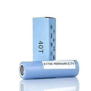 Bateria 40T 21700 4000mAh (Unidade) - Samsung