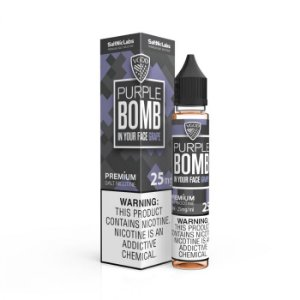 NicSalt Purple BOMB (Grape) 30mL - VGOD SaltNic