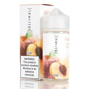 Skwezed Juice Peach 100mL - Skwezed