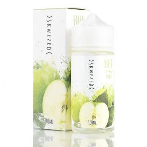 Skwezed Juice Green Apple 100mL - Skwezed