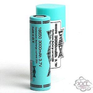 Bateria Lithicore 18650 3000mAh 3.7V - LITHICORE