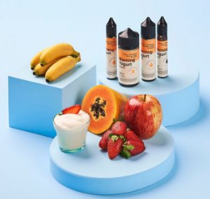 Salt Morning Yogurt 30mL - Dream Collab