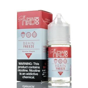 Naked Nic Salt Brain Freeze 30mL - NKD 100