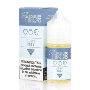 Naked Nic Salt Very Cool 30mL - NKD 100