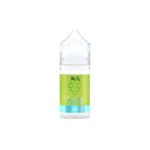 Naked Nic Salt Grape Ice 30mL - NKD 100