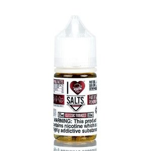 Nic Salt I Love Salts Classic Tobacco - Mad Hatter Juice