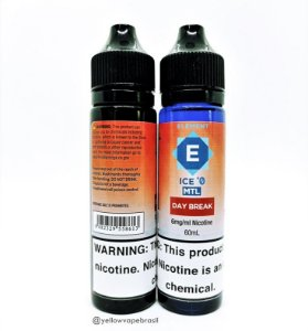 Juice Element Subzero Day Break MTL 60mL - Element E-Liquids