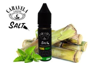 Salt Cane Mint 15mL - Caravela Liquids