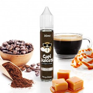 Juice Central Perk 30mL - Capijuices