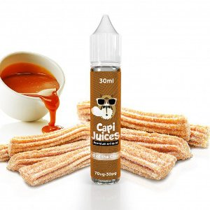 Juice Lord of the Churros 30mL - Capijuices