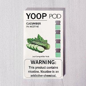 Refíl YOOP/JUUL Pods Cucumber - YOOP Vapor