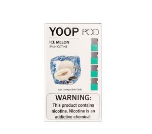 Refíl YOOP/JUUL ICE MELON - YOOP Vapor