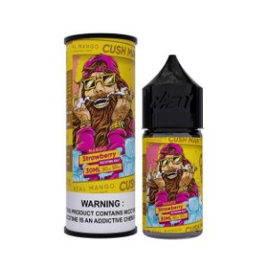 Nasty Salt Cush Man Mango Strawberry 30mL - Nasty Juice