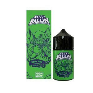 Nasty Ballin Hippie Trail HIGH MINT 60mL - Nasty