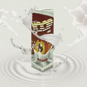 Juice Yoop Milk Mango 60mL - Yoop Vapor