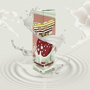 Juice Yoop Milk Strawberry Smoothie 60mL - Yoop Vapor