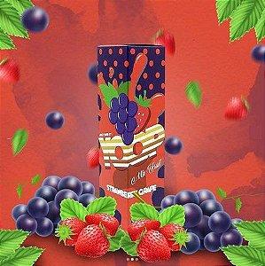 Juice Yoop Strawberry Grape 60mL - Yoop Vapor